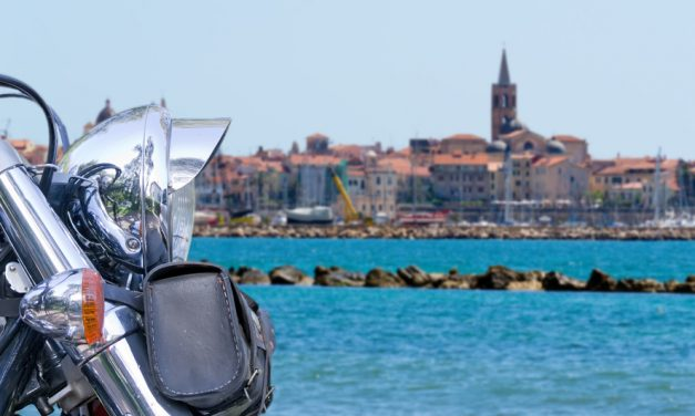 Get your motor runnin´… Sardinien mit Motorrad rockt!