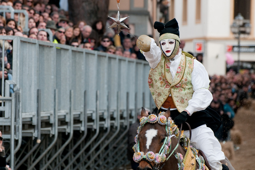 Feste feiern auf Sardinien!
