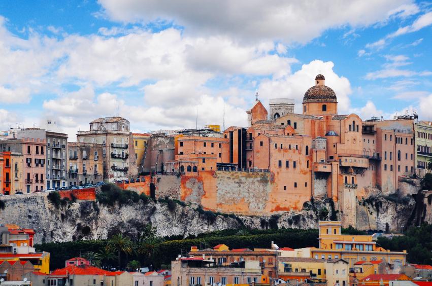 Cagliari – die maritime Metropole