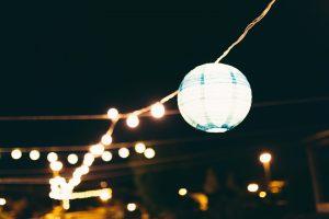 Lichter auf Sardinien