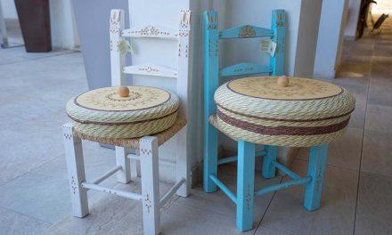 Made in Sardinien – Handgemachte Körbe