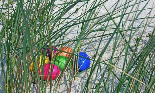 Osterlämmer, Ostereier und die Tradition