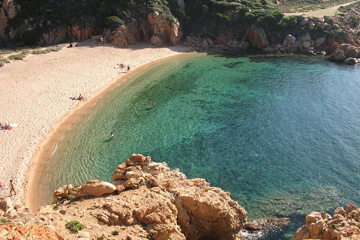 Li Cossi – Traumstrand auf Sardinien
