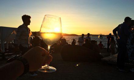 Sardinien – Sundowner am Strand