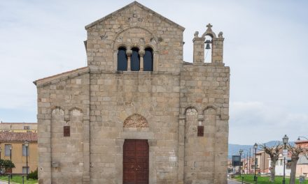 Sehenswürdigkeit: Basilica San Simplicio in Olbia