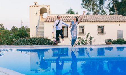 Ein frohes neues Jahr und Urlaub auf Sardinien!