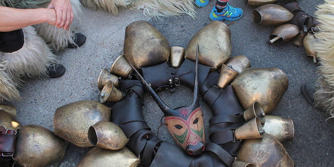 Uralt, aber keine olle Kamelle: Der sardische Karneval